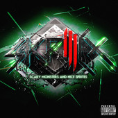 Album Art: Scary Monsters and Nice Sprites
